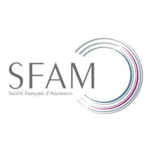 Logo societe francaise assurances multirisques