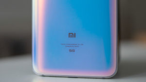Xiaomi logo smartphone