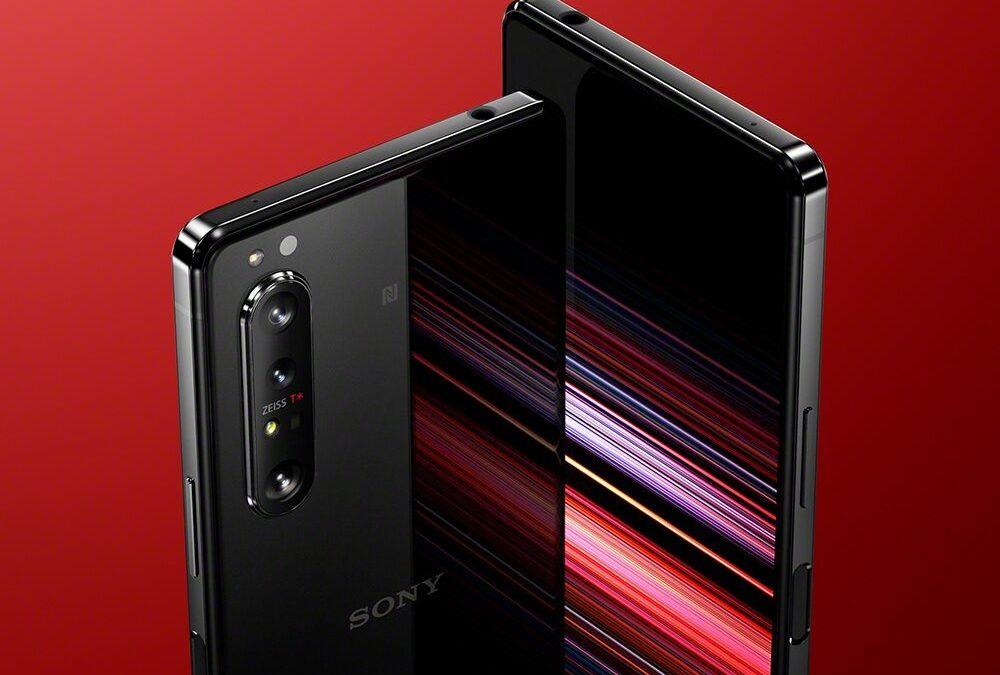Sony dévoile son tout nouveau smartphone compatible 5G
