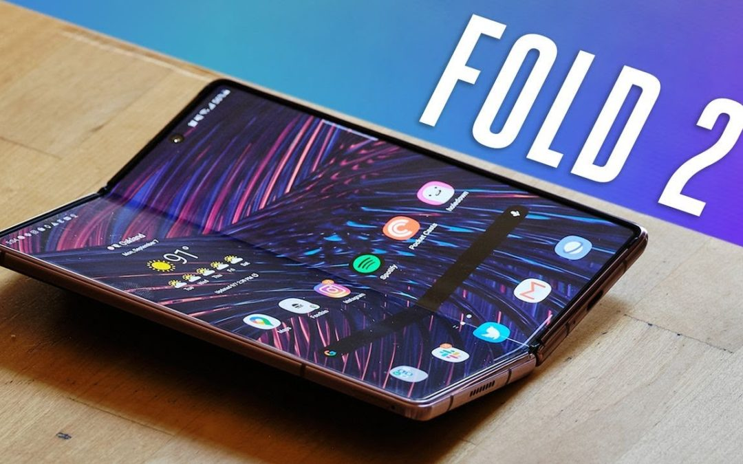 Samsung Galaxy Z Fold 2 : un succès extravagant